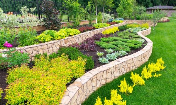 To Landscape A Garden How to landscape a large lot smart tips how to landscape a large lot workwithnaturefo