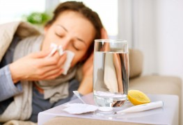 I feel myself getting sick! How can I stop it?