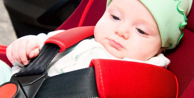Care and easy cleanup tips for baby's stroller and car seat