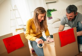 Secrets for an eco-friendly move