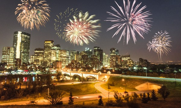 Ring in 2018: 8 New Year's Eve celebrations in Calgary