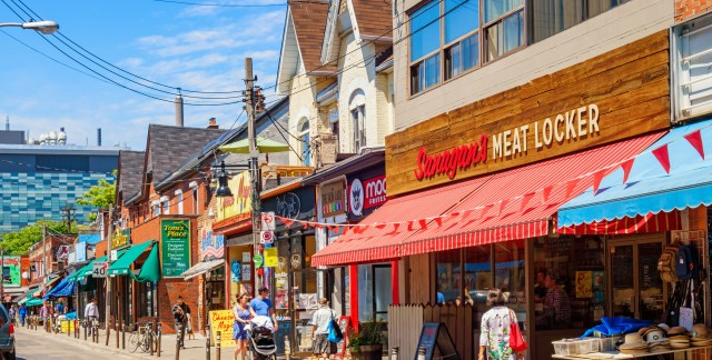 A guide to Toronto's Kensington Market