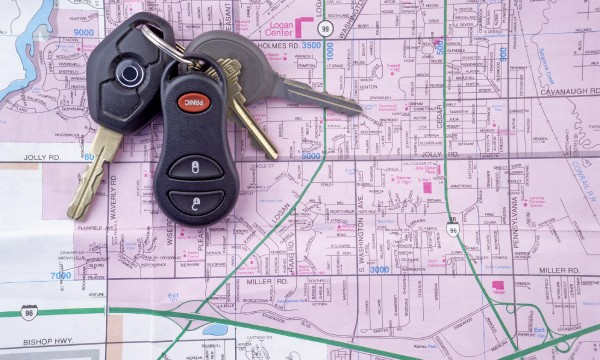 Choosing between limited and unlimited rental car mileage