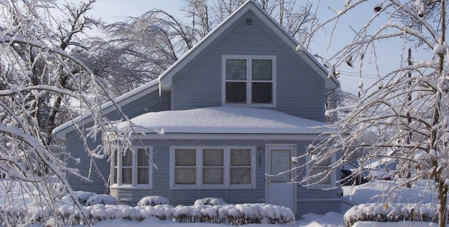 The ultimate checklist to winterize your home
