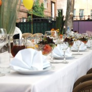 Hotels and banquets: one-stop party shops