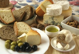 Finding the perfect bread and cheese pairings