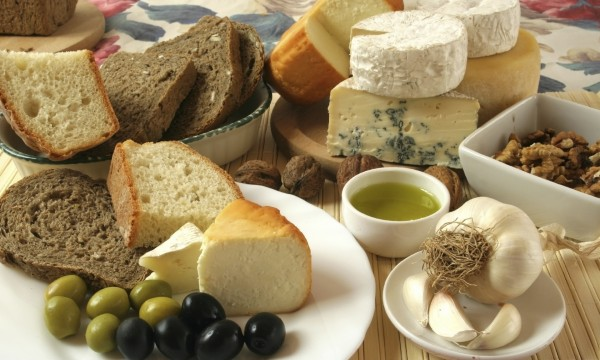 5 perfect bread and cheese combinations