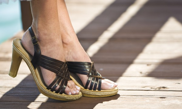 5 steps for sandal-ready feet