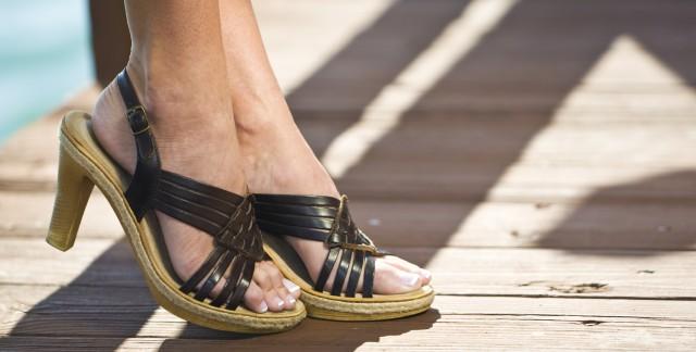 5 steps for sandal-ready feet