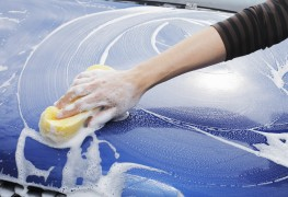 The best method for washing your car