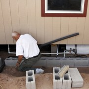 Advice on mobile home plumbing issues