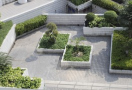 How to build a roof terrace