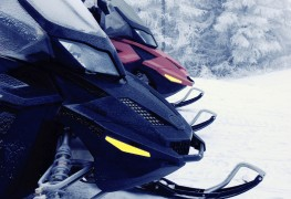 Buying a used snowmobile