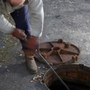 Shining a light on the deep, dark world of sewer clogs