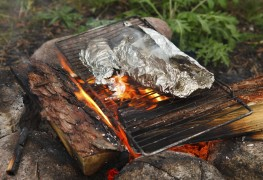 Great camping recipes for everyone who likes to eat