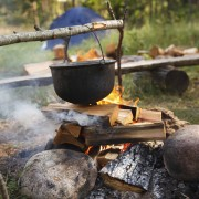 Make five-star quality camping dishes