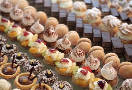 10 most popular types of pastry: life's perfect sweet treats