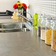 Precast vs. cast-in-place kitchen countertops