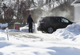 5 steps to a brilliant winter car wash