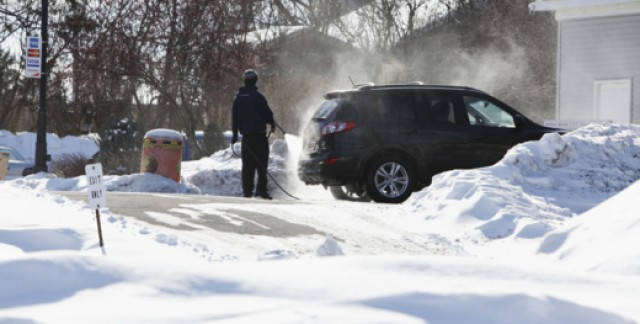 5 steps to a brilliant winter car wash