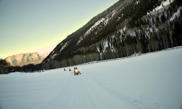 Tips to repair your snowmobile at home and in the shop