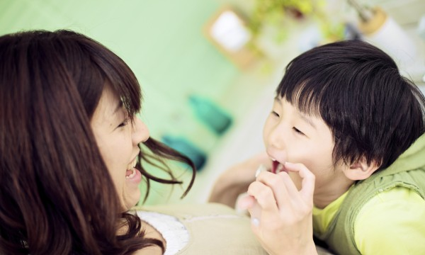 Has my child lost tooth enamel?