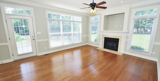 Maintaining your hardwood flooring