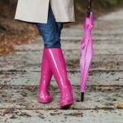 Finding the perfect pair of rain boots