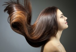 Hair, hair! Three cheers for eating food good for your 'do