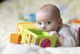 How to ensure the safety of baby at home