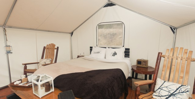 12 ways to decorate your glamping tent