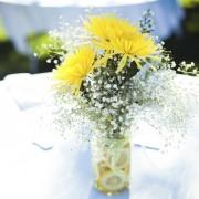 DIY centrepiece floral arrangements for your wedding