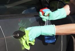 Go green by choosing the waterless car wash