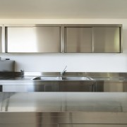 Why choose stainless steel kitchen cabinets?