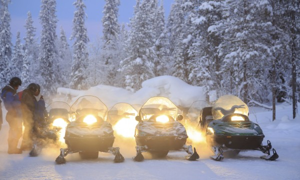 Shop for a snowmobile like you're shopping for a car