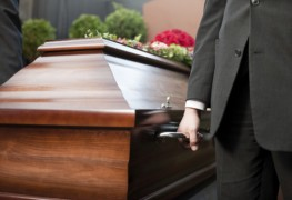 What is a funeral?