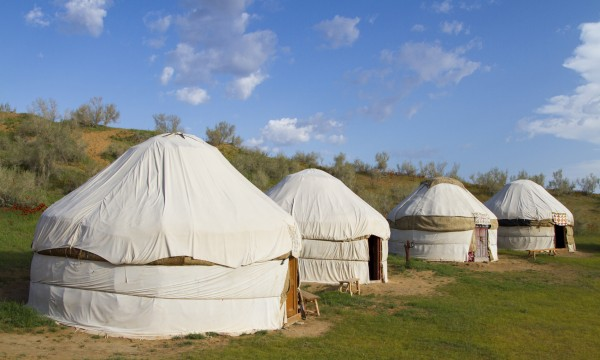 4 Great reasons to consider living in a yurt