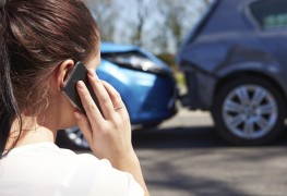 Ways to deal with an accident with a rental car