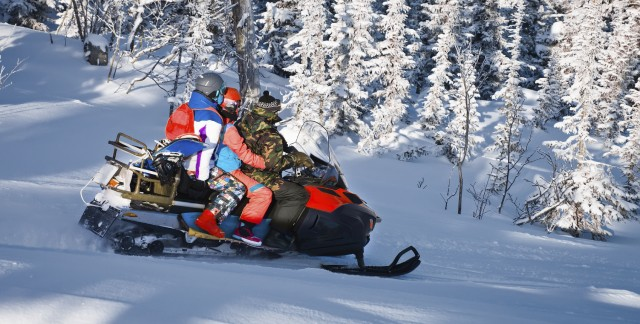 Turn your love of snowmobiling into a rewarding career