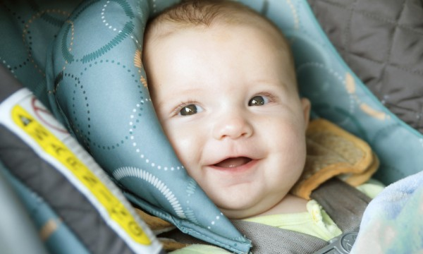 Keeping your child secure with the right car seat