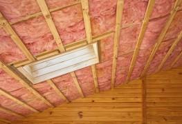 How to insulate a wall using fiberglass insulation