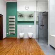 How to choose bathroom flooring