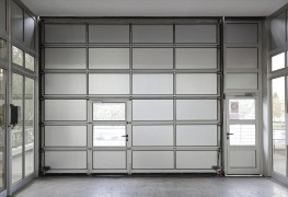The benefits of adding a pedestrian door to your garage
