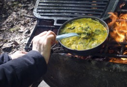Must-have cooking supplies for camping