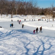 Montreal's best outdoor ice rinks