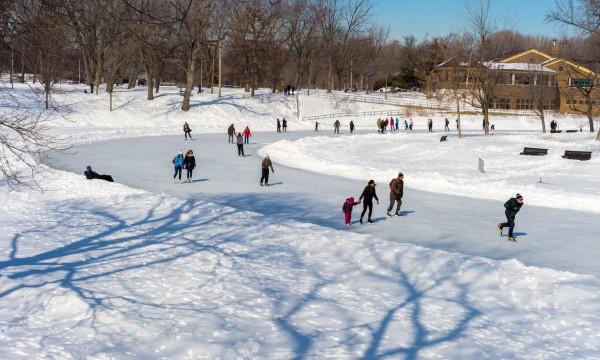 Montreal's best outdoor ice rinks