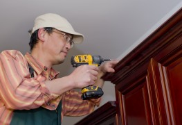 Should you install kitchen cabinets yourself or with the help of a professional?