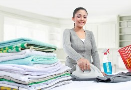 Ironing tips to keep your clothes looking their best
