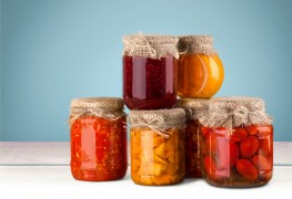 How to make cans and jars of food last longer