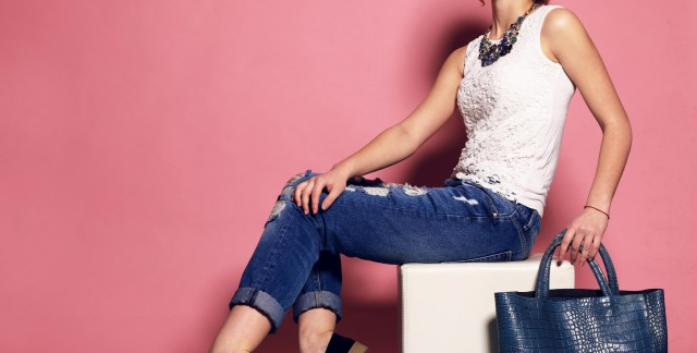 Jeans: getting the right fit